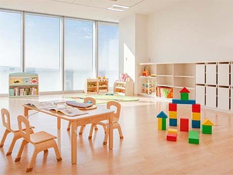 【ニュース】日本一高いビル「あべのハルカス」に保育園