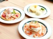 天王寺「gram」に夏季限定メニュー 桃とヨーグルトクリームのパンケーキなど