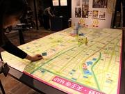 あべのハルカスで参加型イベント「あべのを知ろう展」 地図にマッピング