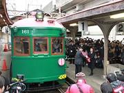 阪堺電車「住吉公園駅」 日本一終電の早い駅が103年の歴史に幕