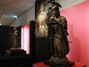 あべのハルカス美術館で「長谷寺」展 本尊両脇侍像が初出品