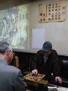 新世界の将棋クラブ「王将」 さよならイベントで阪田三吉の資料を展示