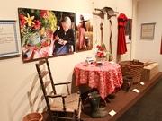 あべのハルカスで絵本作家「ターシャ・テューダー展」 愛用の食器、原画など