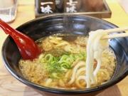 西田辺にかすうどん店「カルロス」 一人焼き肉も開始
