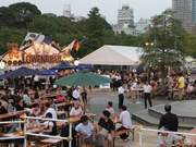 「オオサカオクトーバーフェスト」5月開催へ 天王寺公園では2年ぶり