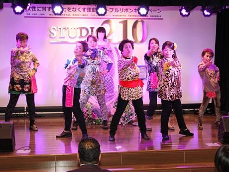 通天閣(大阪市浪速区)地下のわくわくランドで11月12日、「女性に対す... オバチャーンが痴漢