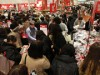 あべのハルカス近鉄本店で初売り 開店前に6500人が列