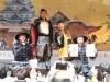 あべのHoopに「名古屋おもてなし武将隊」 名古屋観光をアピール