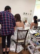 足立・千住で「ママフェス」 学生企画のウェディングドレスショーも