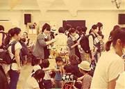 千住でママフェス「2016 spring mama festa」体験型遊び場「コドモーレ」も