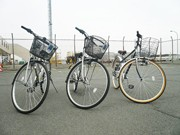 三沢空港でレンタルサイクルサービス「空ちゃり」再開