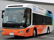 Fuel Cell Buses by Airport Transport Service between Haneda and Downtown Tokyo - Haneda Hydrogen Station to Open