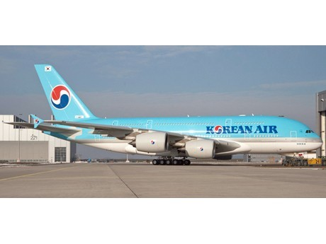 Korean Air Reveals its First A380 to Fly Narita-Seoul Incheon Route in June