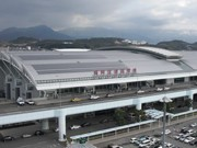 Solar Panels at Fukuoka Airport Nearly as Large as Haneda and Chubu's