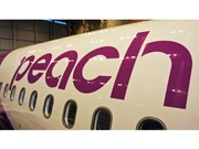 Peach Adds 5 Routes to Spring 2012 Schedule for 8 Total Domestic & Int'l Routes Serving KIX Hub