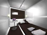 First cabin a new compact hotel at haneda airport for First cabin haneda