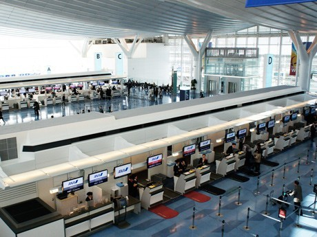 Free Tours at Haneda Airport's Int'l Terminal - Japan's First Ever Guided Airport Tours by Locals