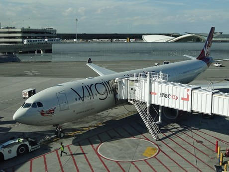 Virgin Atlantic Narita aeropuerto
