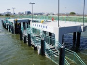 Boat Deck Beer Garden on Cruiser Departing from Haneda Airport Wharf to Offer Luxurious Views of Jets Overhead