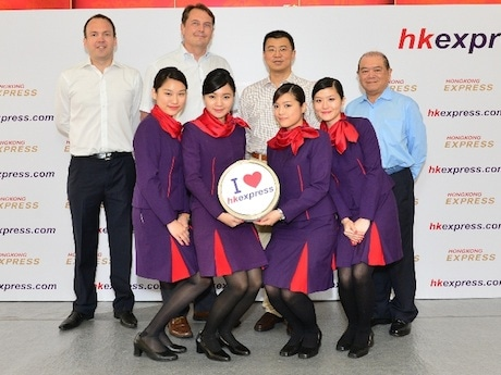 Hong Kong Express Airways Adds 7 Routes Including One-Way to Haneda & Osaka for HK$700+