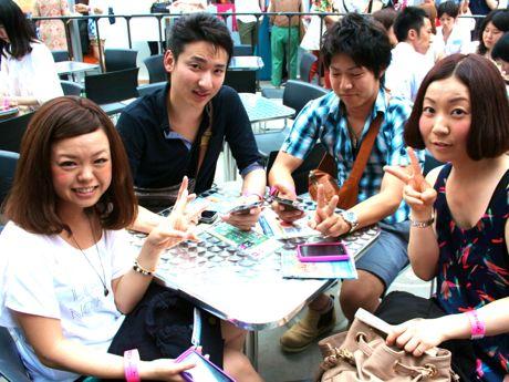 赤坂サカスで500人の街コン-参加者の平均年齢は29.6歳 - 赤坂 ...