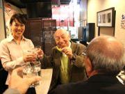 赤坂の居酒屋で「ハゲ割」-薄毛のサラリーマンにエール