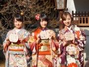 乃木神社で乃木坂46が成人式 「居酒屋でビールが飲みたい」と生駒さん