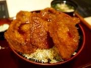 赤坂の和食店に「会津ソースカツ丼」 1日15食限定で販売へ
