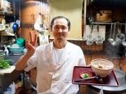赤坂の老舗うどん店「澤乃井」が閉店へ 著名人も来店、34年の歴史に幕