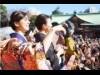 "This year also at Hie jinja ""Setsubun festival"""