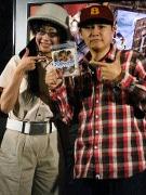 PS3「アンチャーテッド」プロモでアキバに「秘宝館」-スチャダラ・BOSEさん、「本能が冷や汗」