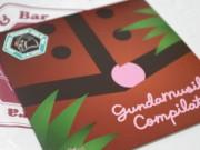 「ガンダムカフェ」で限定コンピCD販売-「GUNDAMusik」から5曲収録