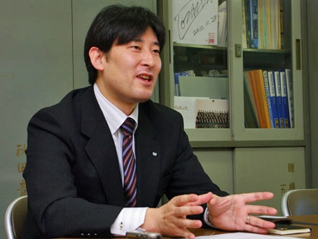 進藤史明さん-秋田青年会議所(秋田経済新聞)