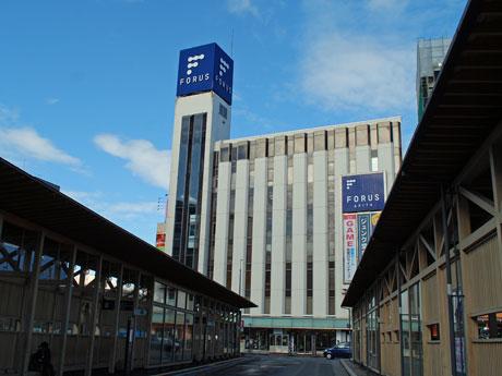 「OPA秋田」がグーグルマップに登場 開店予定は10月下旬