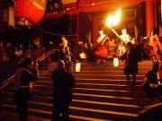 浅草寺で除災招福を祈願する「温座秘法陀羅尼会」 鬼の亡者送りで今年も満了