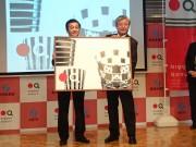 台東区小島の木本硝子が「NIPPON QUEST AWARD」グランプリ受賞