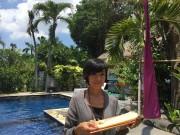 バリ島でスピリチュアルな民間療法「イヤーコーニング」セッション