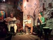 バリ島ウブドでオリエンタル・フュージョンライブ 日本人オーボエ奏者も参加