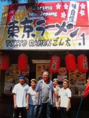 バリ島で開業10年 お笑いトリオ・パンサー管さんの父が営む「ラーメン屋ごん太」閉店