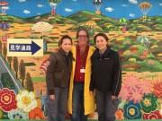 バリ島 グリーンスクール創設者 日本のゴミ処理場視察 将来の導入に向け
