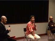 「真夏の夜の夢」の中江監督が来滋-上映後にトークイベントも