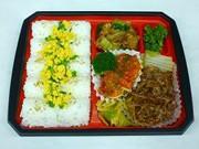 セブン-イレブンが「春の滋賀の恵み弁当」-使用野菜はすべて県内産