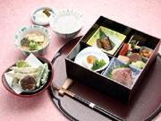 琵琶湖ホテルが江姫にちなんだ「お江膳」-県内の食材ふんだんに