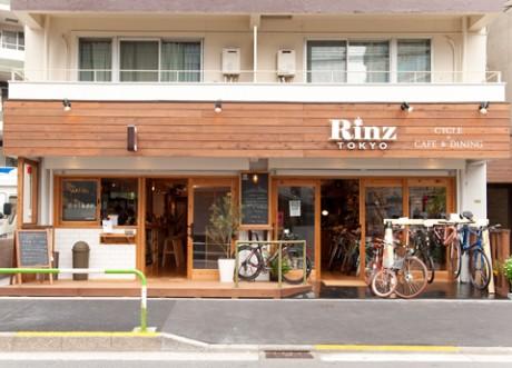 自転車の 自転車 日本橋 ショップ : ショップ併設のカフェ 自転車 ...