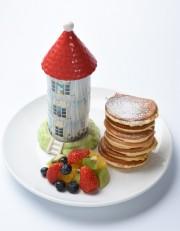 東京ドームシティ ラクーア「ムーミンカフェ」のメニュー刷新 ソラマチ店で人気のパンケーキも