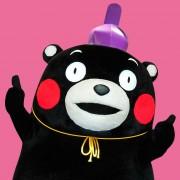 細川家ゆかりの地で「くまモンとおひな祭り」 くまモン・熊本城おもてなし武将隊も登場