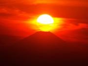 千葉市から海越しに臨む「ダイヤモンド富士」 鑑賞に適した10日間