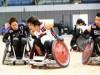 ウィルチェアーラグビー、千葉ポートアリーナで選手権大会 日本代表選手が集結