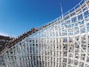 よみうりランドの巨大木造コースター「ホワイトキャニオン」営業終了へ