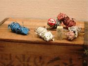 調布・市内の端材・廃材でアート作品展 思い詰まった素材生かして